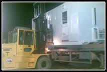 Mobilisation, démobilisation, installation,revamping,camp de vie, PCLM, Petroconfort logistique, tunisie